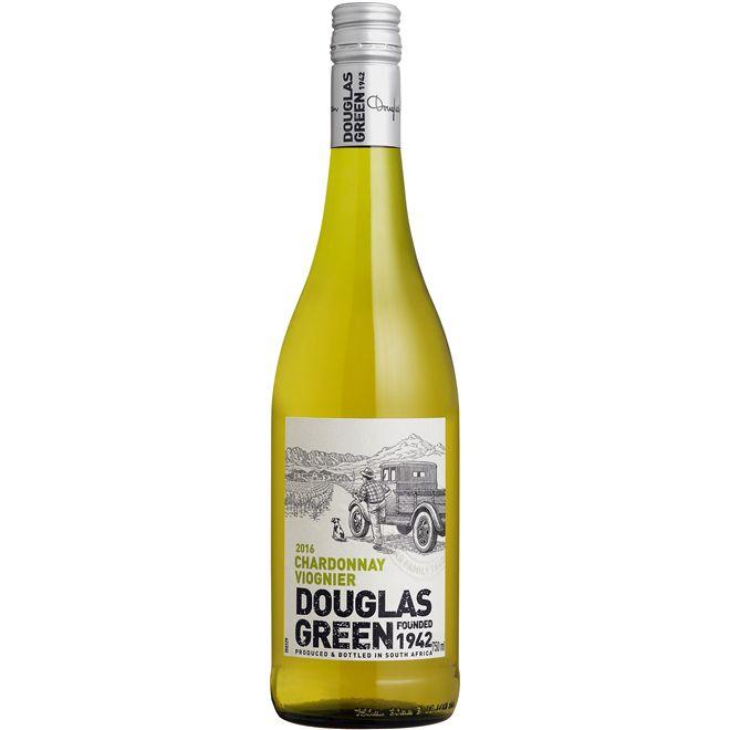 DOUGLAS GREEN CHARDONNAY/VIOGNIER - 750ML