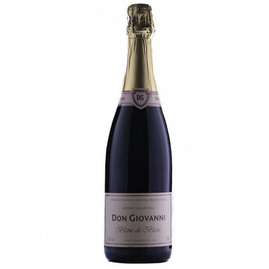 Espumante Don Giovanni Blanc de Blanc Brut 750mL