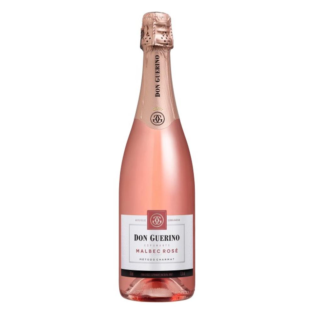 Don Guerino Espumante Malbec Rose Brut 750ml