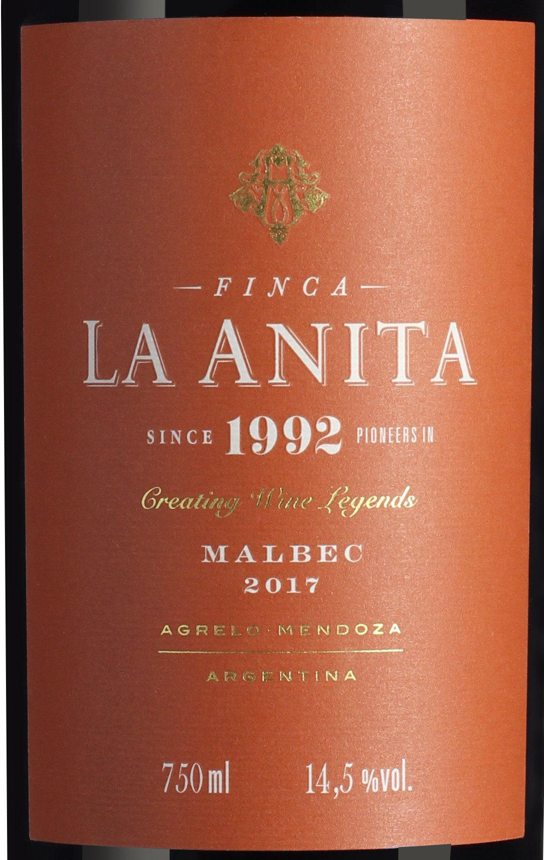 FINCA LA ANITA MALBEC - 750ML