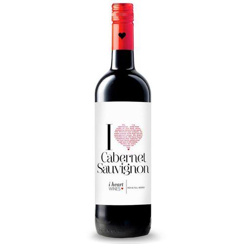 I Heart Cabernet Sauvignon Demi Sec 750ML