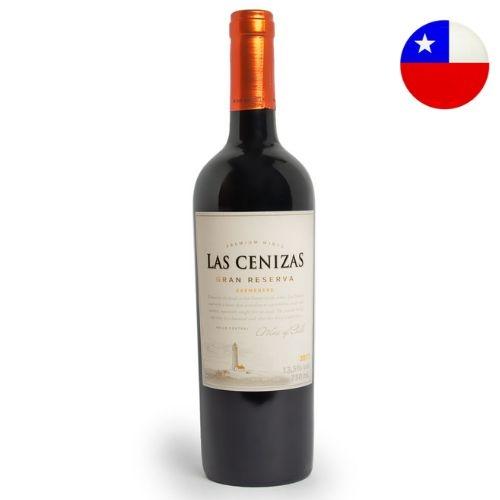 Las Cenizas Gran Reserva Carmenere 750ml