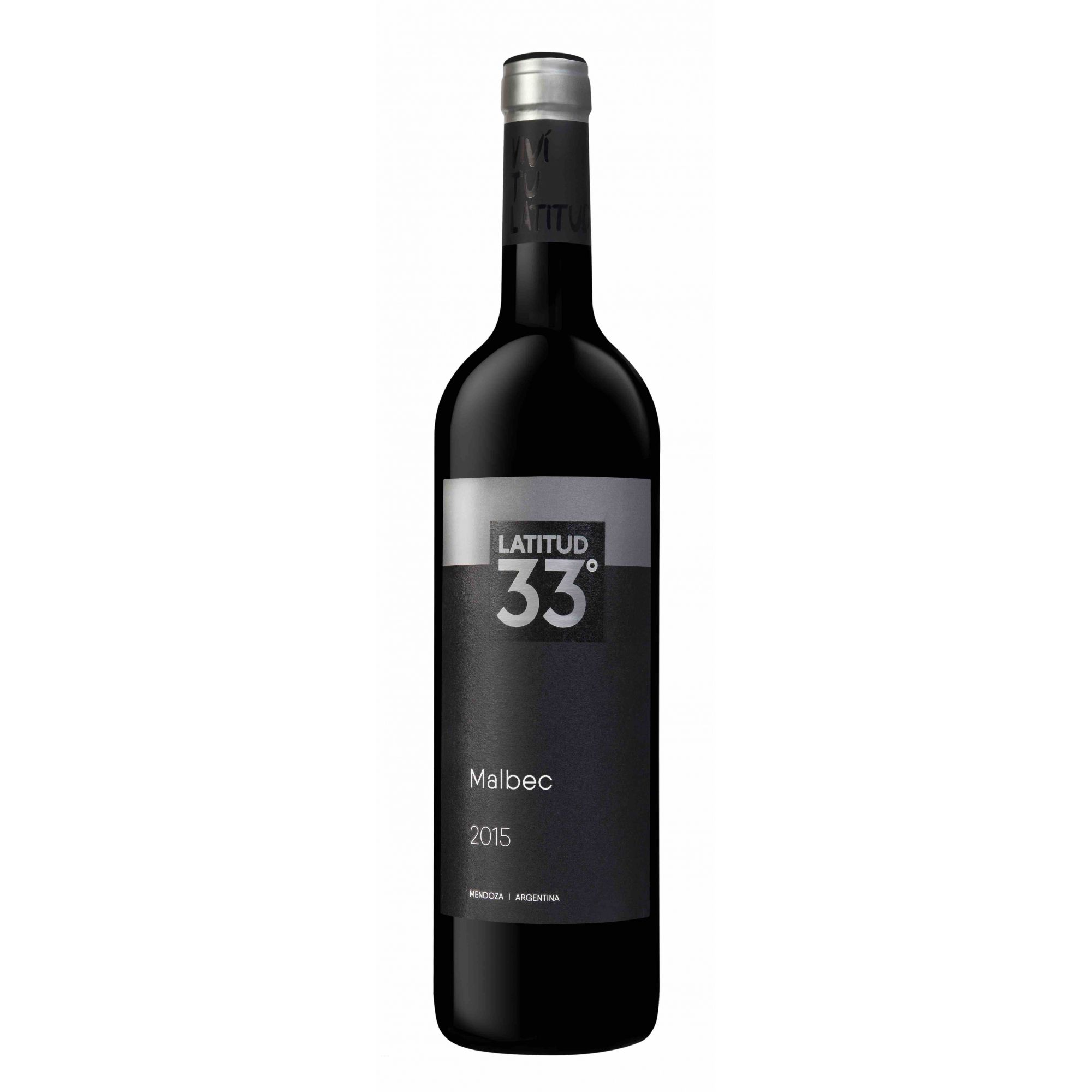 LATITUD 33 MALBEC 750 ML