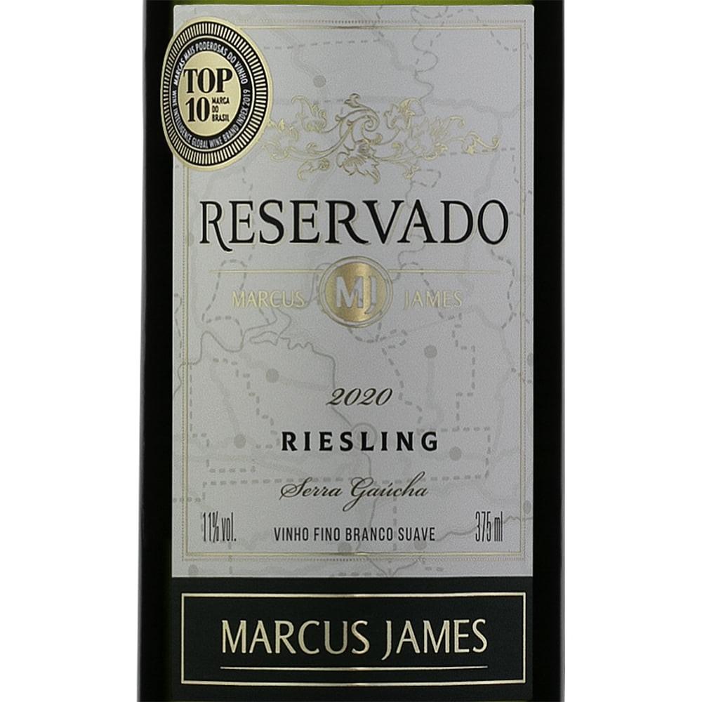 MARCUS JAMES BRANCO SUAVE RIESLING - 375ml