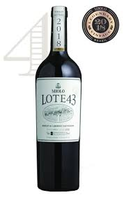 MIOLO LOTE 43 SAFRA 2018 - 750ML