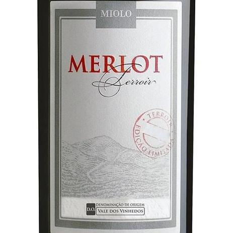 MIOLO MERLOT TERROIR - 750ML