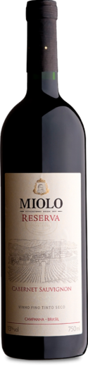 MIOLO RESERVA CABERNET SAUVIGNON - 750ML