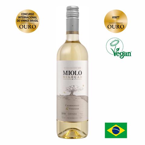 Miolo Seleção Chardonnay & Viognier 2021 750ml