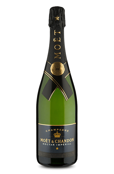 MÖET CHANDON NECTAR IMPERIAL 750 ML C/CARTUCHO