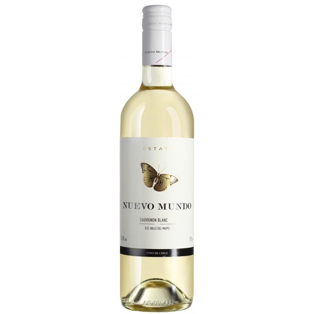 Nuevo Mundo Estate Sauvignon Blanc Orgânico 750ml