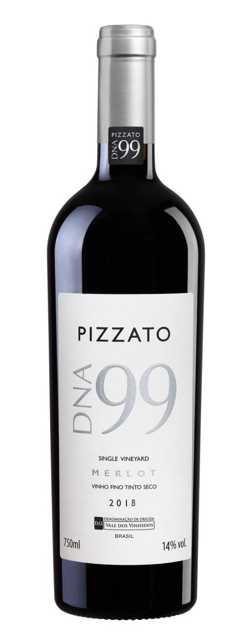 Pizzato DNA 99 Single Vineyard Merlot D.O.V.V. 2018 750ml