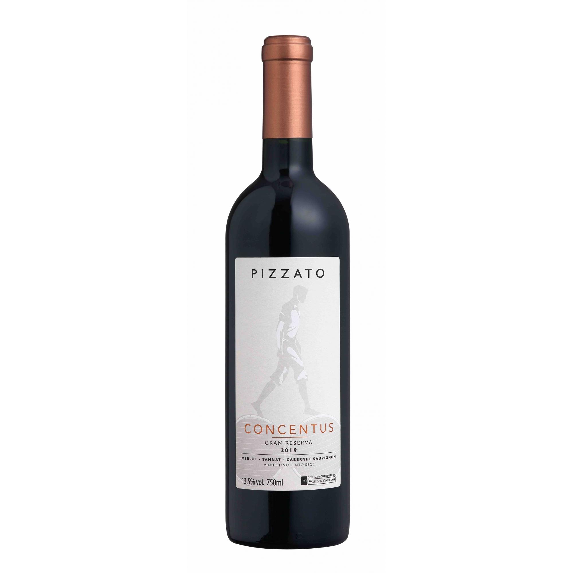 Pizzato Gran Reserva Concentus 2019 750ml