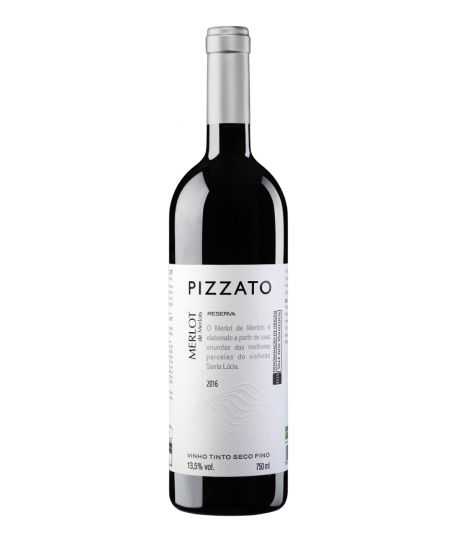PIZZATO MERLOT RESERVA - 750ML