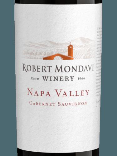 ROBERT MONDAVI NAPA VALLEY CABERNET SAUVIGNON - 750ml