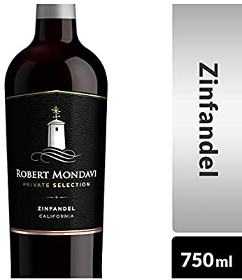 ROBERT MONDAVI PRIVATE SELECTION ZINFANDEL-750ml