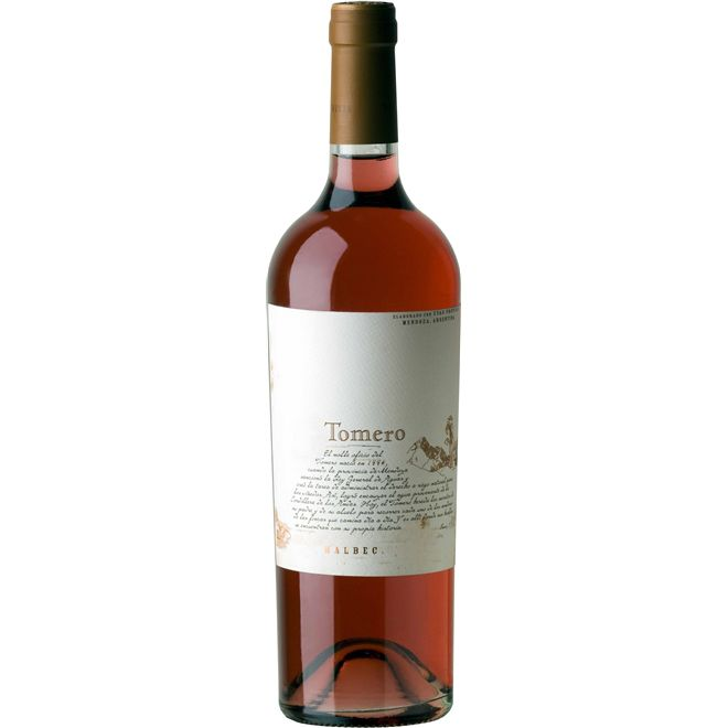 TOMERO MALBEC ROSE - 750ML