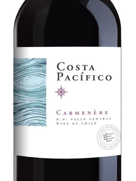 Vinho Costa Pacífico Tinto Seco Carmenere 2020 750ml