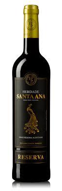 VINHO HERDADE SANTA ANA RESERVA 2015 750 ML