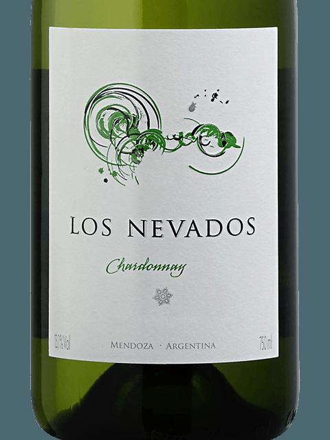 Vinho Los Nevados Chardonnay 2020 750ml