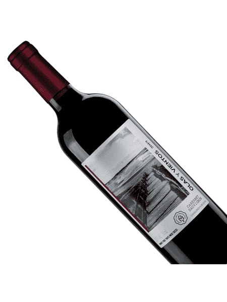Vinho Olas y Vientos Cabernet Sauvignon Demi-Sec 2019 750ml
