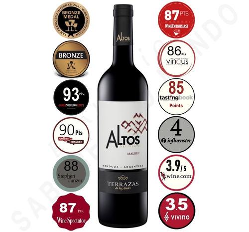 Vinho Terrazas Altos del Plata Malbec 750ml