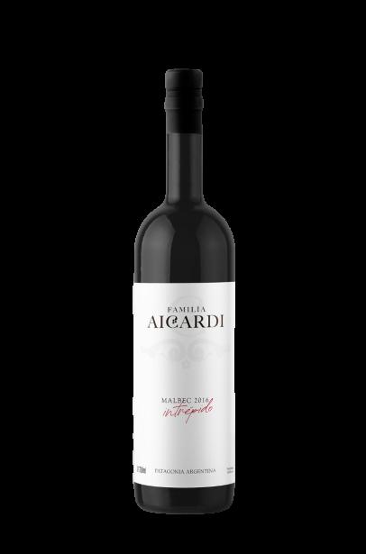 Vinho Tinto Família Aicardi Intrépido Malbec 2019 750ml