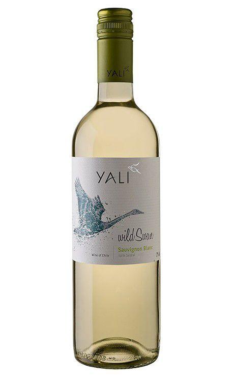 YALI - WILD SWAN SAUVIGNON BLANC - 750ML