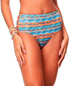 Calcinha Hot Pants Tiras Lateral Maré