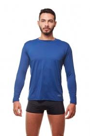 Camisa de proteção UV Azul Marinho