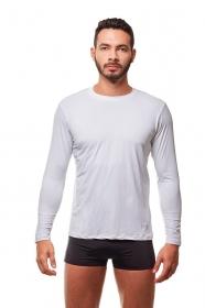 Camisa de proteção UV Branco