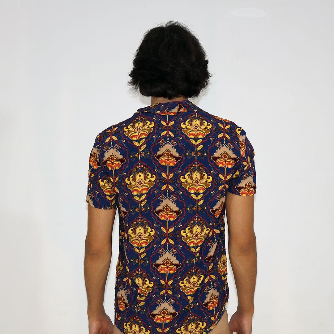 Camisa Botão Viscose Floripa