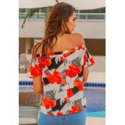 Blusa ombro a ombro PLT 62