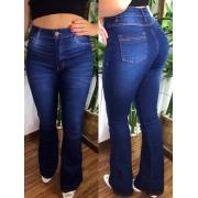 Calça Carmen Jeans Flare CCJ 832