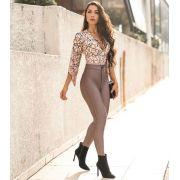 Calça Cirrê Hot Pants LEK 105