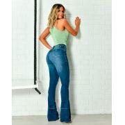 Calça Jeans Barra Flare CNS 17226