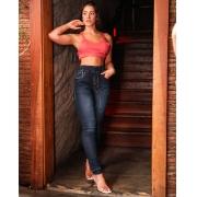 Calça Jeans Com Cordão CNS 20239