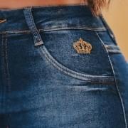 Calça Jeans Destroyed CCJ 853
