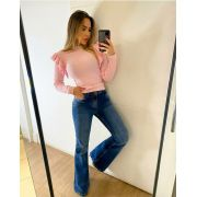 Calça Jeans Flare Coleção RK CNS 18013