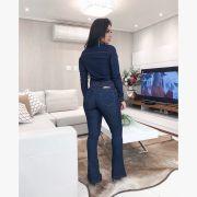 Calça Jeans Flare DPO 22