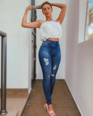 Calça Jeans Hot Extreme Power Cns 20416