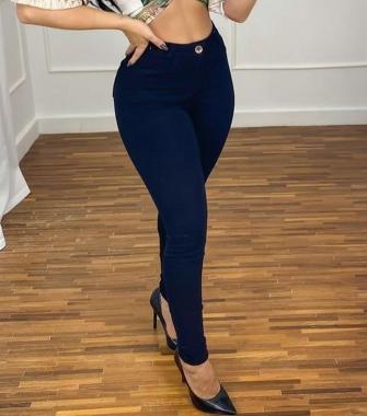 Calça Jeans Preta MLD 9908