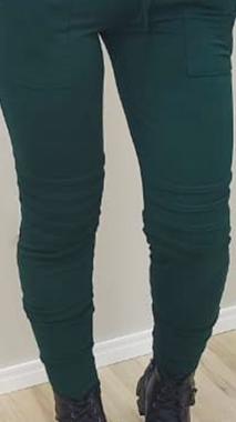 Calça Moletinho Tratorada DUD 82 Verde