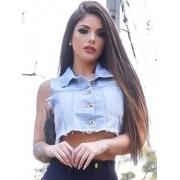 Colete Jeans Ri19 LOL 33