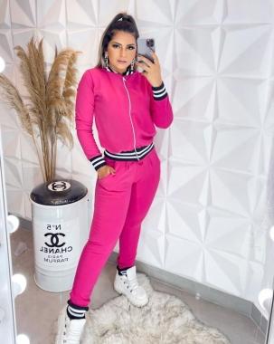 Conjunto Neoprene Pink Girl PVD 19