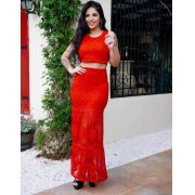Conjunto Renda Red Carpet MBL 4524