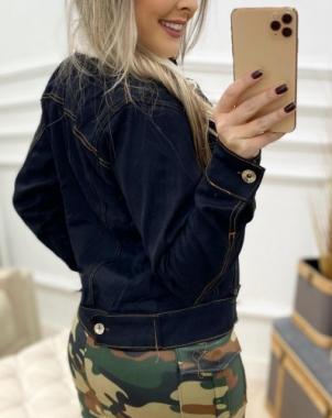 Jaqueta Jeans Apeluciada IMF 02