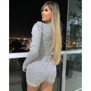 Macaquinho Princesa Lurex DMY 132