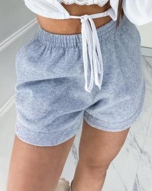 Shorts Moletom BWI 73 - PRETO