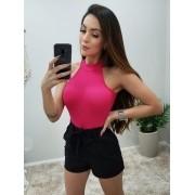 Shorts Viscolinho Amarração NEM 01