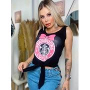 T-Shirt Amarração Starbucks GER 407